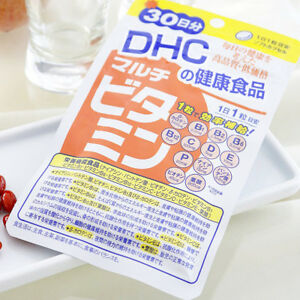 ☀Multi Vitamin DHC Supplyment 30 days/30 tablets