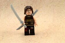 Lego Mini Figure Prince of Persia Dastan 2-Sided Head from Set 7573 7572 7571