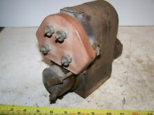 Brass American Bosch Du4 Duplex Car Truck Magneto Tractor Steam Oiler Nice Hot