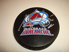 Patrick Roy Signed Colorado Avalanche Hockey Puck PSA/DNA Autographed 1A