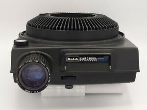 Kodak Carousel 760H in Original Box with Tray and Remote Tested Working