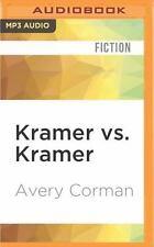 Kramer vs. Kramer : A Novel by Avery Corman (2016, MP3 CD, Unabridged)