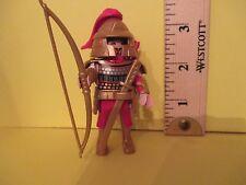 Playmobil SERIES 5 SAMURAI IN RED & GOLD new figure + original pkg PM #5460
