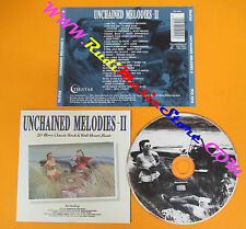 CD Compilation Unchained Melodies II ROY ORBISON NAT KING COLE no lp mc(C4)
