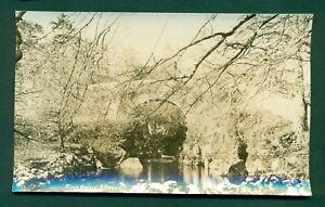 W R GAYS SERIES ,ROCK BRIDGE, S BRENT,vintage postcard