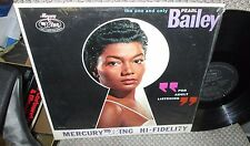 PEARL BAILEY One And Only FOR ADULT LISTENING LP NM US MERCURY WING IN SHRINK