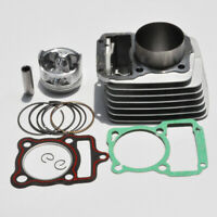 63.5mm Cylinder & Piston Set & Gasket Top End Kit All Sets For Honda CG150 150CC