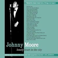 JOHNNY MOORE Lonely Heart In The City NEW & SEALED NORTHERN SOUL CD (GRAPEVINE)