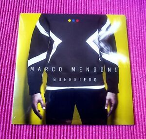 MARCO MENGONI GUERRIERO DVD SINGOLO RARISSIMO NUOVO!!!!