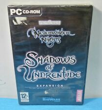 JUEGO PC CD-ROM ESPAÑOL COMPLETO PAL - SHADOWS OF UNDRENTIDE EXPANSION ATARI