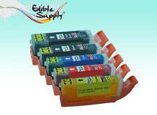 Edible Ink Cartridges - Canon PGI-280 CLI-281 TR7520 TR8520 TS6120 TS6220 TS6320