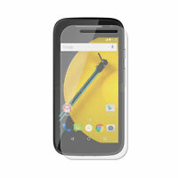 2 Screen Protector For Motorola Moto E (2015 2nd Gen) XT1505 XT1524 XT151 XT1527