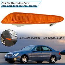Left Side Marker In Bumper Turn Signal Light For Mercedes-Benz W211 E-Class