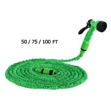 Expandable Magic Flexible Garden Water Hose with Spray Nozzle Latex water hourse