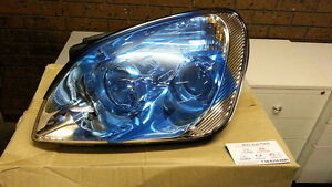 KIA RONDO 2008-2009 UN GENUINE BRAND NEW LH HEAD LIGHT