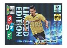 Panini Adrenalyn XL Champions League 13/14 Ilkay Gündogan - Limited Edition