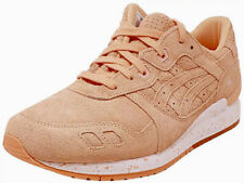 Asics Gel Lyte III Men's Sz 8 Shoes Apricot Ice Suede Rare Salmon Sneakers NWT