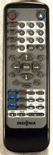 INSIGNIA REMOTE CONTROL AAAR03 8126 PSCAN/NORMAL TV/VCR ORIGINAL TESTED