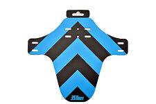 35 Bikes Guard - MTB Mud Guard Front Fender Fork Protector Enduro DH BLUE/BLACK
