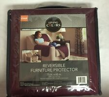 Reversible Furniture Protector Living Colors   Chair   New wo tags