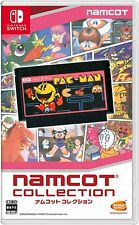 Nintendo Switch namcot collection Japan import NEW GAME SOFT