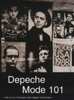 DEPECHE MODE - 101 2 DVD  INTERNATIONAL POP/ROCK NEW+