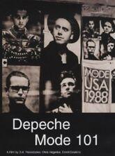 DEPECHE MODE - 101 2 DVD  INTERNATIONAL POP/ROCK NEW+