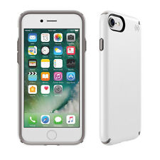 SPECK iPhone 7 Presidio Shockproof Heavy Duty Tough Case White FREE SP