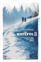 The Hateful 8 movie poster - Quentin Tarantino - 11 x 17 inches