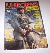 Militaria - Rivista Uniformi e Armi - N° 24 - aprile 1991