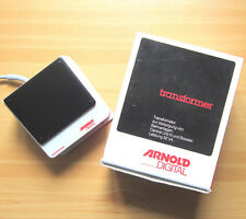 Arnold 86002 Digital Transformer compatibile Märklin 6002 modello ferroviario ferrovia Ovp