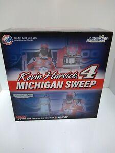 Nascar 2020 1/24 Kevin Harvick #4 Busch Clair Apple 2 Voiture De Michigan Sweep