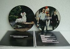 INXS | 2 Picture Discs | Heaven Sent & Baby don't cry | Mercury 1992 | VG+/VG+