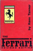 The Ferrari by Hans Tanner - Revised Edition 1964 - rare early Ferrari book
