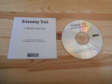 CD Indie The Kissaway Trail - Nörrebro / Radio Edit (1 Song) Promo YEP ROC