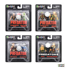 Predator Minimates TRU Toys R Us Wave 5 Complete Set