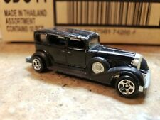Hot Wheels 1982 Classic Packard Black HTF Diecast