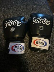 Fairtex 'Tight-Fit' Muay Thai Boxing Gloves (BGV1)