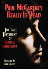 Paul McCartney Really Is Dead 0760137503095 With Joel Gilbert DVD Region 1