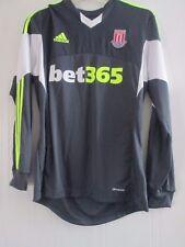 Stoke City 2013-2014 Away Football Shirt Size Large  LS /41977 BNWOT