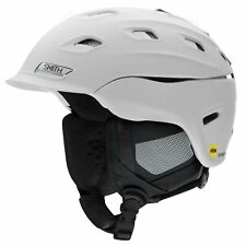 Smith Womens Vantage MIPS Ski Snow Helmet Matte White Small