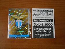 FIGURINA CALCIATORI PANINI 2000 - LAZIO - SCUDETTO