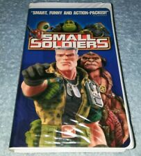 Small Soldiers VHS, 1998 vintage