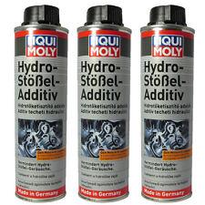3x 300 ml Liqui Moly Hydro-Stössel-Additiv Reiniger Öl Zusatz 1009 Benzin/Diesel