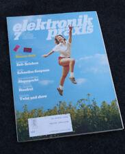 RARITÄT FÜR SAMMLER - ELEKTRONIK PRAXIS # 7 - ZEITSCHRIFT VON 1987