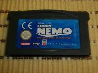 Findet Nemo Abenteuer geht weiter GameBoy Advance SP DS