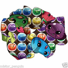 Puzzle & Dragons SCRUNCHIE Elastic Hair Tie FLAMIE BUBBLIE WOODSIE COSPA and PAD