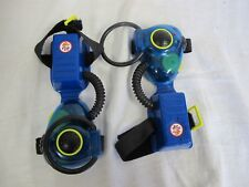WILD PLANET 1997 TOY BATTERY OPERATED WALKIE TALKIES SPY GEAR??? WRIST GEAR
