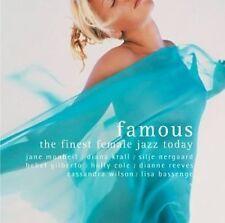 Famous the finest Female Jazz Today (2002) Silje Nergaard, Lisa Ekdahl, B.. [cd]