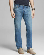 "AG Adriano Goldschmied Men's Graduate Tailored Jeans USA ""17 Years"" $215 NEW 32"
